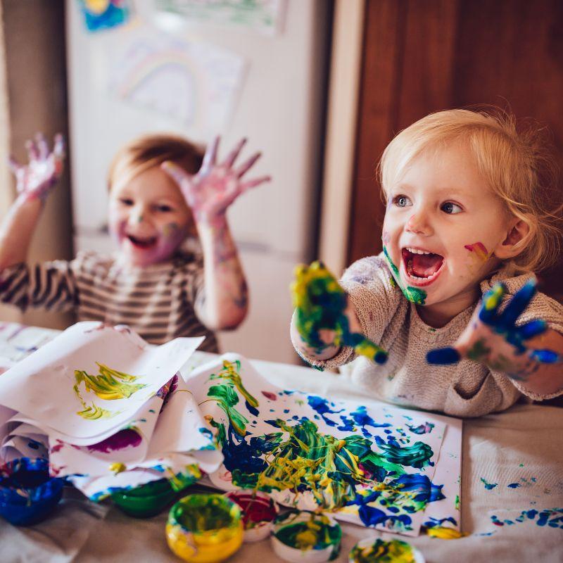 Actividades para niños y cómo aprovechar al máximo el fin de semana